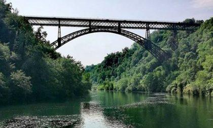 Nuove chiusure notturne del Ponte di Paderno. Stop già da stasera