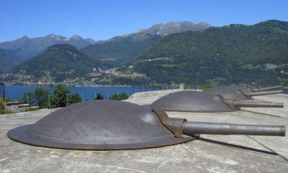 Alpini al Forte per il centenario della Grande Guerra