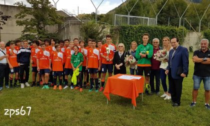 Valmadrera trionfa nel Torneo Allievi Giorgi-Valtulina FOTO