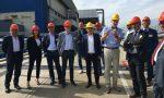 L'assessore regionale all'Ambiente Raffaele Cattaneo in visita a Silea