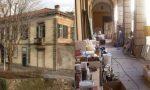 Villa Manzoni: partiti i lavori di restauro
