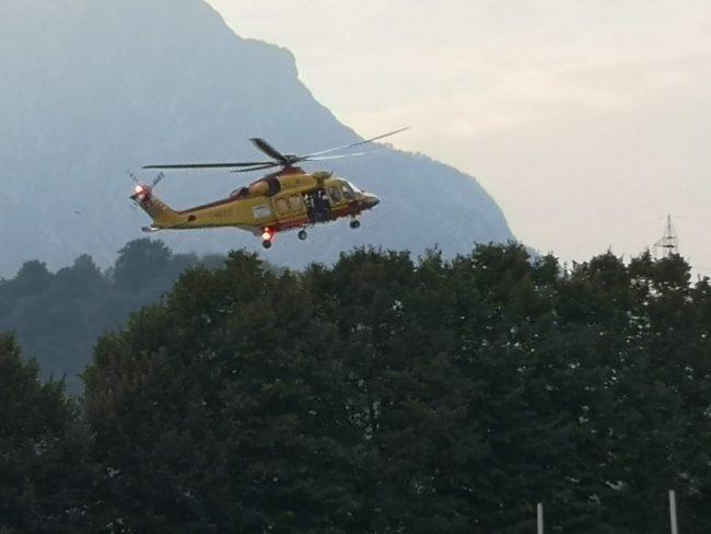 Soccorsi all&#8217&#x3B;Alpe d'Era: intervento compiuto grazie agli infrarossi VIDEO