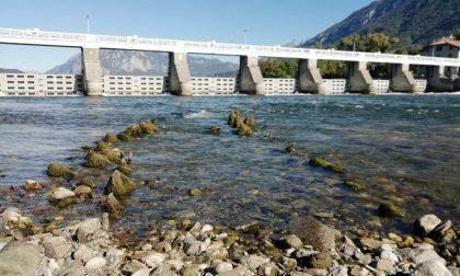 L'Adda in secca disvela le meraviglie del ponte romano FOTO