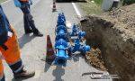 Al via i lavori di rinnovo dell'acquedotto di Galbiate