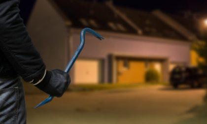 Diminuiscono i furti in abitazione nel Lecchese: maglia nera al Meratese