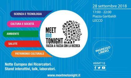 Scienza e ricerca in piazza a Lecco