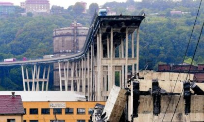 Crollo del Ponte Morandi, un anno dopo: oggi alla commemorazione l'assessore lombardo Bolognini