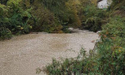 Peggiora la situazione meteo: il Comune invita a non stazionare sui ponti FOTO