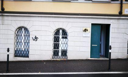 Svastiche sulla sede Anpi di Lecco: la solidarietà della Cgil