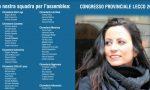 Corsa alla guida del Pd Lecchese: la lista di Agnese Massaro TUTTI I NOMI