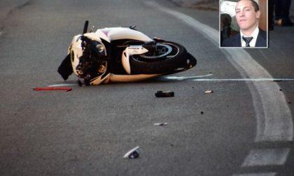 Domani l'addio ad Andrea, morto dopo lo schianto in moto