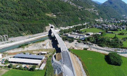 Inaugurazione Tangenziale di Morbegno per pedoni e ciclisti PROGRAMMA