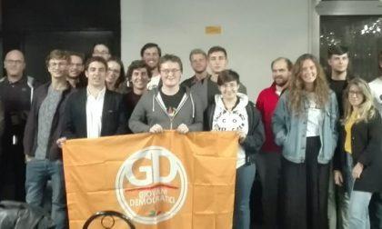 Nuovo segretario per i giovani democratici lecchesi