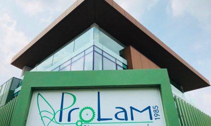 ProLam: l'azienda green di Cisano Bergamasco FOTO