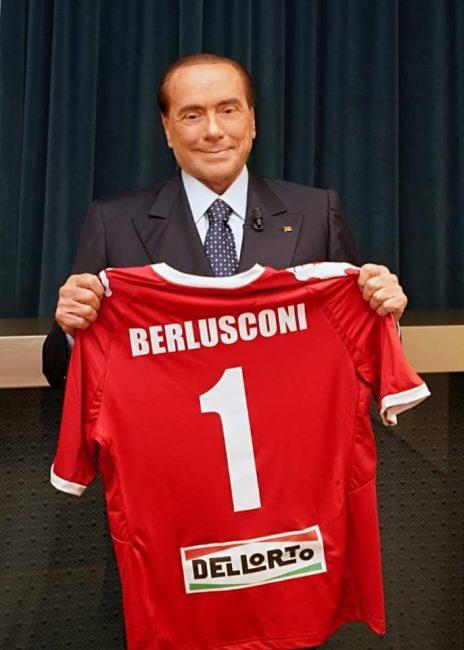 Dopo Milan: Silvio Berlusconi vuole un Monza senza tatuaggi