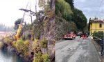 Frane e smottamenti: rinviata l'apertura della Rocca, ancora off limits anche la 72