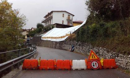 Strada Pescate-Galbiate: domani i test, probabile riapertura sabato FOTO