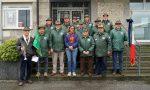 4 novembre: gli alpini casatesi hanno omaggiato i caduti FOTO