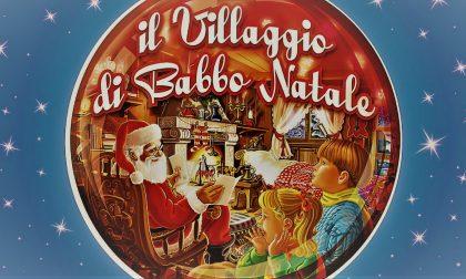 Il Villaggio di Babbo Natale a Pontida