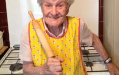 Nonnina sprint festeggia 101 anni