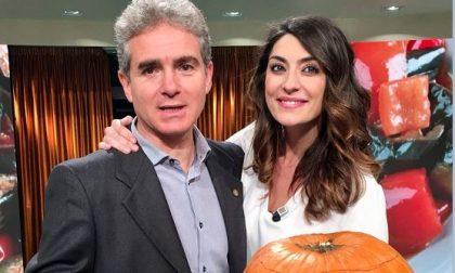 """Halloween """"in salsa lecchese"""" a La Prova del Cuoco con il dottor Missaglia"""