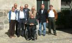 """Il sindaco Brivio onora Panzeri e Fazzini: """"Due protagonisti della vita politica locale"""""""