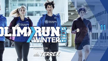PolimiRun Winter: il Politecnico corre con Lecco, Lecco corre con il Politecnico