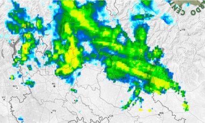 Grigio, pioggia, ma niente freddo PREVISIONI METEO