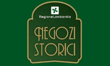 Quattro nuovi negozi storici in provincia di Lecco