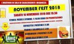 """Calolzio: tutto pronto per il primo """"November Fest"""""""