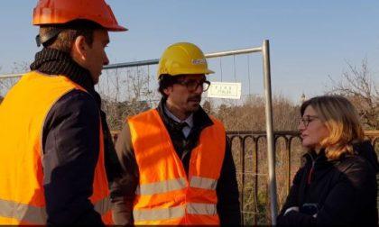 """Il Ministro Toninelli sul Ponte di Paderno: """"Lavorare velocemente, costruirne un altro non ha senso"""" VIDEO"""