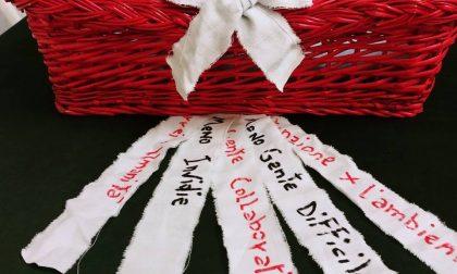 Luminarie natalizie: i rami dell'albero di Natale si riempiono di... sogni