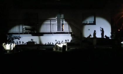 Luminarie natalizie nel Lecchese: che spettacolo tra ombre e videomapping