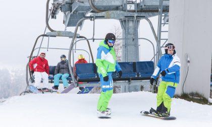 Niente apertura degli impianti da sci: rabbia in Valsassina