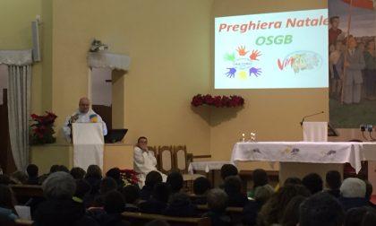Festa di Natale in oratorio per l'Osgb Merate FOTO