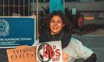 Condona sto condom: ieri Gd Lecco in campo per distribuire preservativi gratis
