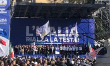 """Brianzoli in piazza con Salvini che scrive al Giornale di Merate: """"Più poliziotti e pompieri per la sicurezza di tutti"""""""