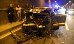 Grave incidente in Tangenziale Est VIDEO E GALLERY