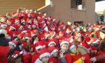 Auguri in musica dai bambini della scuola elementare di Sartirana FOTO