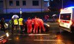 Incidente in via Dante a Lecco: ancora un anziano investito FOTO