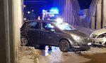 Scontro frontale sul ponte di Brivio, feriti anche tre bambini – FOTO
