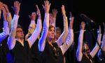 Coro gospel in oratorio a Terno d'Isola