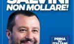 """Lega in piazza nel Lecchese per il """"capitano"""": """"Salvini non mollare"""" TUTTI I PUNTI DI RACCOLTA FIRME"""