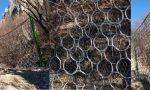 Pradello e Rancio: terminati i lavori di manutenzione delle reti paramassi