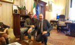 Il senatore Arrigoni incontra Alberto Torregiani, vittima di Cesare Battisti FOTO