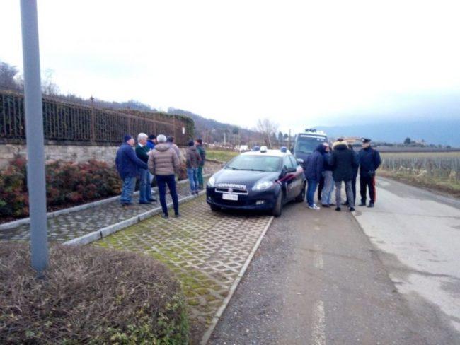 Trovato nel Bresciano il corpo carbonizzato di una donna