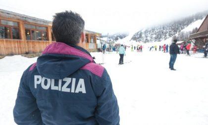 Droga sulle piste da sci, denunciata una sedicenne