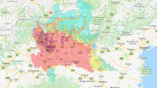Cartina Inquinamento Lombardia.Mal Aria 2019 Dossier Annuale Sull Inquinamento I Dati Di Lecco