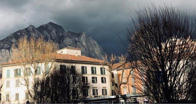 Nuvoloni neri incombono su Lecco PREVISIONI METEO
