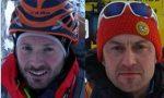 Un anno senza Charlie ed Ezio: omaggio ai due uomini del Cnsas uccisi da una valanga in Grignetta